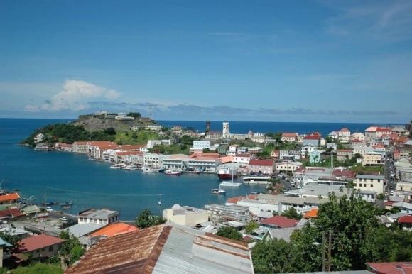 4 ugers Ø-hop fra Grenada til St. Vincent og Grenadinerne