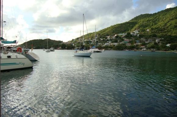 Ø-hop Barbados, Grenada og St. Vincent og Grenadinerne