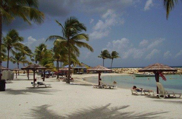 Ø-hop i fransk Caribien