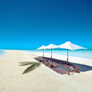 Luksus Ø-hop på Bahamas